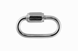 3x25 Quick Link for Chains, stainless steel AISI 316