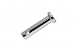 5x15 Clevis Pin, stainless steel AISI 316
