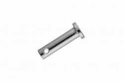 6x18 Clevis Pin, stainless steel AISI 316