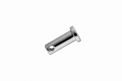 8x15 Clevis Pin, stainless steel AISI 316