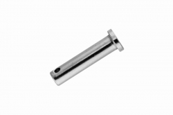 8x28 Clevis Pin, stainless steel AISI 316