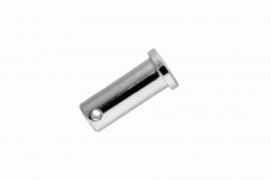 12x24 Clevis Pin, stainless steel AISI 316
