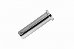 12x39 Clevis Pin, stainless steel AISI 316