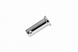 9.5x20 Clevis Pin, stainless steel AISI 316