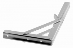 300x160 Folding Table Bracket, stainless steel AISI 304