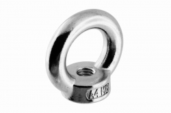 M8 Lifting Eye Nut DIN 582, stainless steel AISI 316
