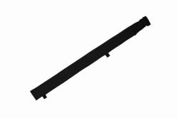 50x800 Long Bag, black polyester