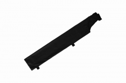 80x550 Long Bag, black polyester