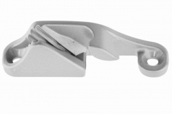 3-6 Racing Side Entry Clamcleat CL217-I, starboard, aluminium, silver finish