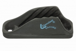6-12 Racing Vertical Clamcleat CL219 AN, open, hard anodised aluminium