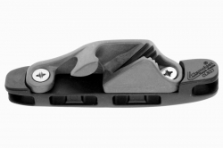 3-6 Clamcleat CL827-18, Aero Base CL827 with CL218 Mk1 Side-entry Racing Cleat,...