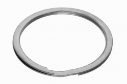 30 External Spiral Retaining Ring, stainless steel AISI 316