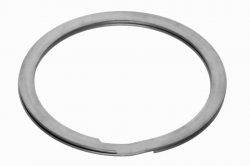 1-1/4 External Spiral Retaining Ring, stainless steel AISI 316