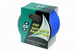 PSP Spinnaker Repair Tape, 50 mm x 4.5m, blue