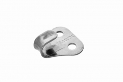 Lacing Hook 8 mm, stainless steel AISI 316