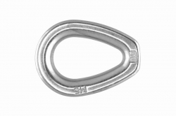 5 Wire Thimble Closed Heavy-duty, stainless steel AISI 316