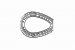 3 Wire Thimble Closed Heavy-duty, stainless steel AISI 316