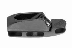 3-6 Clamcleat CL826-72, Aero Base CL826 with CL272 Cleat, black nylon