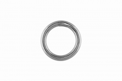 3x15 Ring Welded and Polished, stainless steel AISI 316