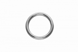 3x20 Ring Welded and Polished, stainless steel AISI 316