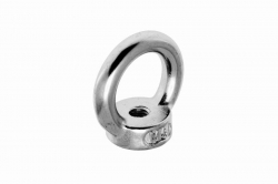 M5 Lifting Eye Nut DIN 582, stainless steel AISI 316