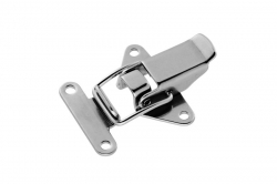 46 Tensor Latch, small, stainless steel AISI 304