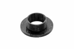 Dutyhook 3D Printed M10 Flat Collar, black plastic