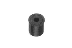 Dutyhook 3D Printed M3 Spacer, black plastic