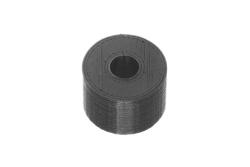 Dutyhook 3D Printed M5 Spacer, black plastic