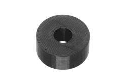 Dutyhook 3D Printed M8 Spacer, black plastic
