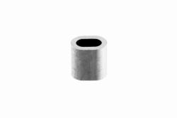 1 Ferrule, stainless steel AISI 316