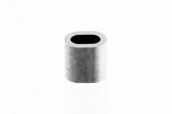 2 Ferrule, stainless steel AISI 316