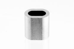 6 Ferrule, stainless steel AISI 316