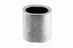 10 Ferrule, stainless steel AISI 316