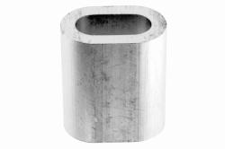 12 Ferrule DIN 3093, aluminium