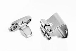 21 Door Holder, stainless steel AISI 304