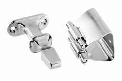 70 Door Holder, stainless steel AISI 304