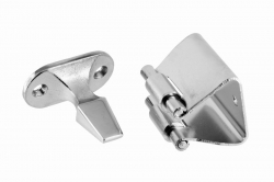 41 Door Holder, stainless steel AISI 304