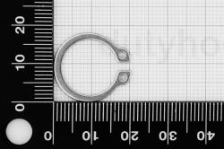 16 External Retaining Ring DIN 471, stainless steel DIN 1.4122